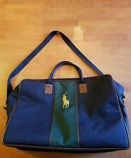 POLO Ralph Lauren Big Pony Travel Luggage Bag With Shoulder Strap 23""
