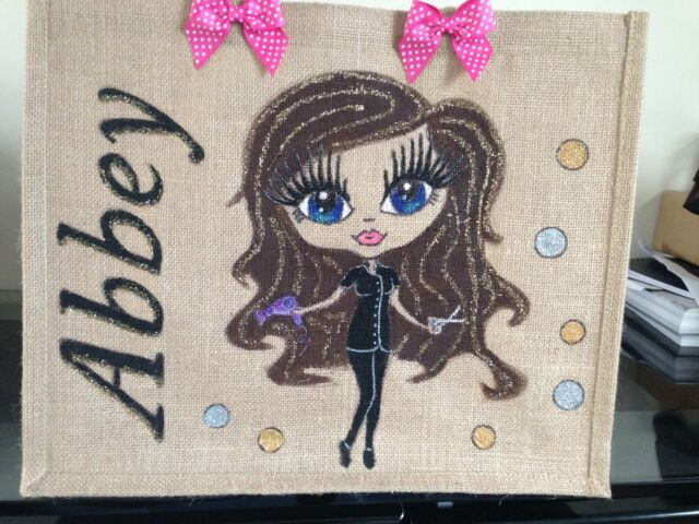 40th Personalised Jute Shopping//Beach//Hen Party// Gift// 18 Th