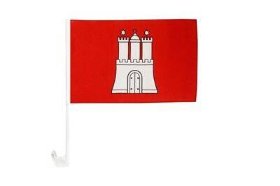 Flaggenfritze Autofahne Autoflagge Happy Birthday 30 x 40 cm