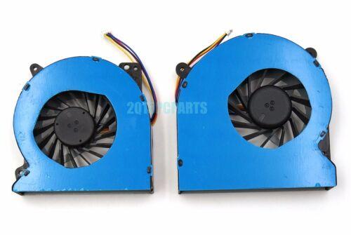 New Asus ROG G750J G750JS G750JW G750JX Cooling fans Left Right 15mm