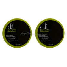 AMERICAN CREW D:FI EXTREME HOLD STYLING CREAM 75g - Extreme Hold With Shine. x 2