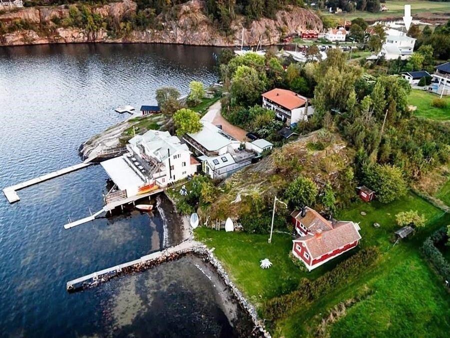 Sommerhus, Regioner:, Orust Ö