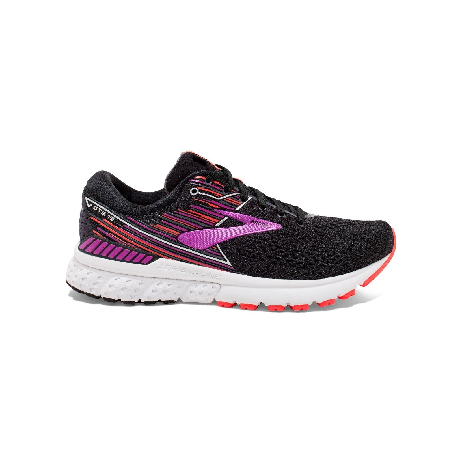 LATEST RELEASE Brooks Adrenaline GTS 19 Womens Running shoes (D) (080)
