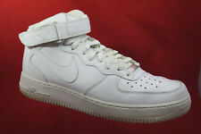 half off 617fd 43c60 item 2 Nike Air Force 1 AF1 Mid 07 Basketball Shoes Size 11 Triple White  Men 315123-111 -Nike Air Force 1 AF1 Mid 07 Basketball Shoes Size 11 Triple  White ...