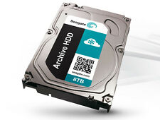 NEW! Seagate Archive HDD ST8000AS0002 8TB 5980RPM SATA 6.0GB/s internal 3.5""