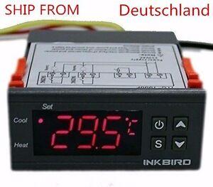 Itc 1000 Temperaturregler Thermostat Regler Temperatur Heizung 12v