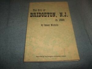 CITY-OF-BRIDGETON-IN-1889-REPRINT-BY-ISAAC-NICHOLS-FROM-1999