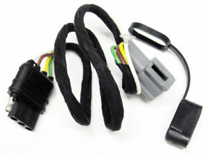 t connector trailer wiring connector kit ford f150 250. Black Bedroom Furniture Sets. Home Design Ideas
