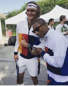 Homme Adidas X pharrell Williams us open Veste NY Ltd BR8972