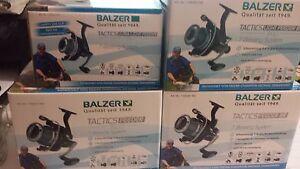 Balzer-Tactics-Light-Feeder-7350-7400-7600-7600BR-Neu-Zammataro-Freilauf