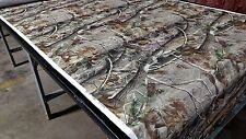"""REALTREE AP MOISTURE WICK HUNTING CAMOUFLAGE FABRIC 62""""W T-SHIRT STRETCH"""