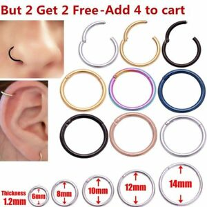 Bulk-Surgical-Steel-Hinge-Segment-Nose-Septum-Clicker-Ear-Helix-Tragus-Ring-Hoop