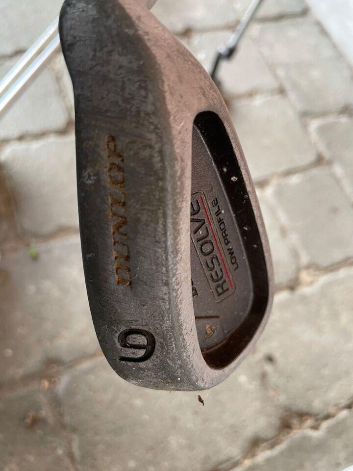Kølle, stål, Dunlop