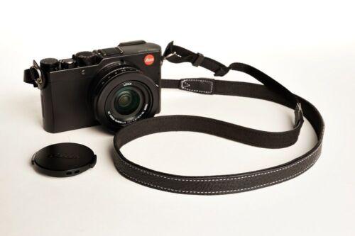Hecho A Mano Original real de cámara de cuero correa de cuello correa de maldad película camera01-122