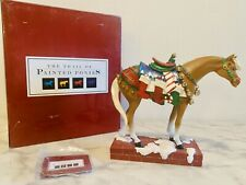 Trail of Painted Ponies JINGLE BLING Christmas Horse~2017 First Edition~New Box