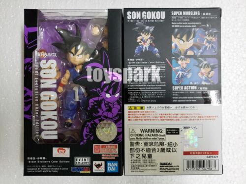 S.H.Figuarts Dragonball Z SON GOKOU Goku sdcc 2019 Event Exclusive Color Edition