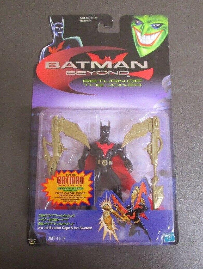 Gotham Knight Batman 2000 BATMAN BEYOND Return of the Joker Hasbro MOC