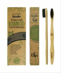 Pack-de-4-brosses-a-dents-en-bambou-bio-poils-souples-infuses-au-charbon-actif