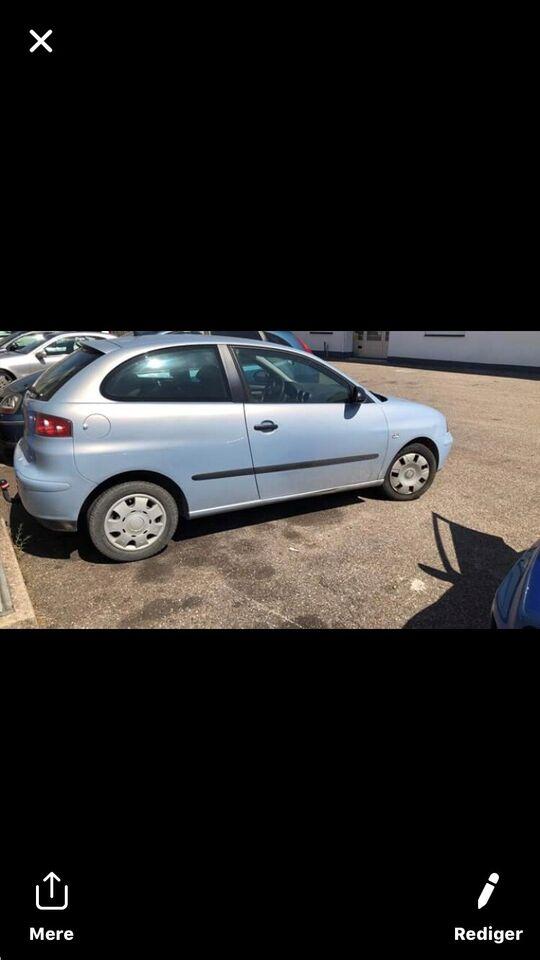Seat Ibiza, 1,4 16V Sport, Benzin