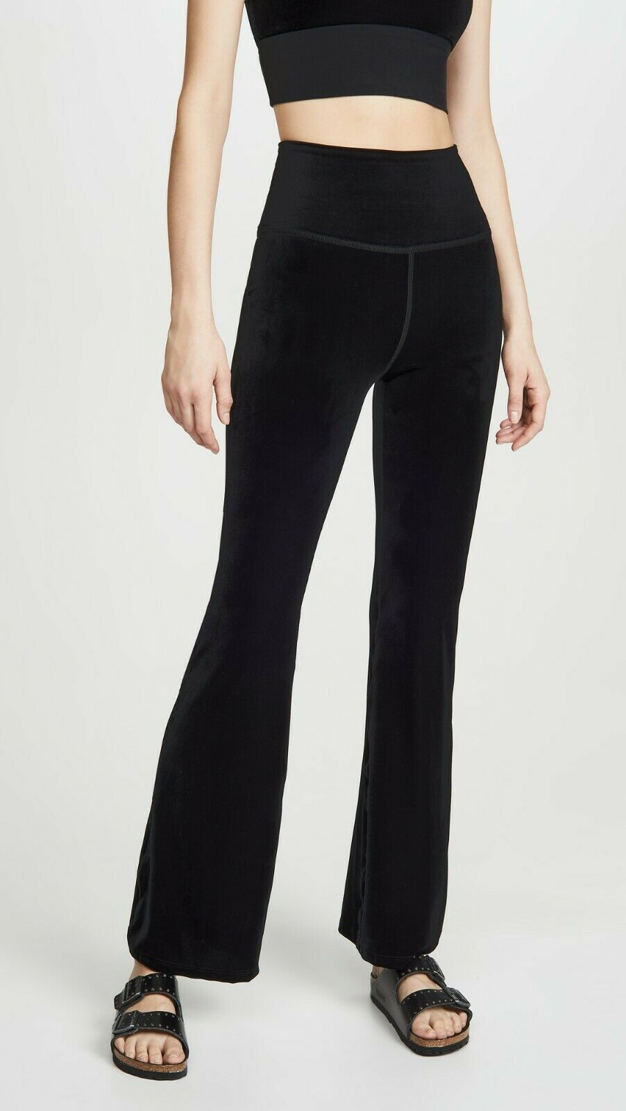 Special Offer: Beyond Yoga Brand Apparel – Velour Bell Pants