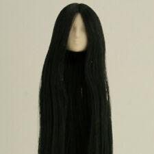 Obitsu Doll 27cm hair implantation head for Whity body (27HD-F01WC01) BLK