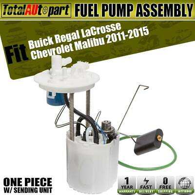 New Electric Fuel Pump Assembly w//Sending Unit Fits 2007-2008 Chevrolet Malibu