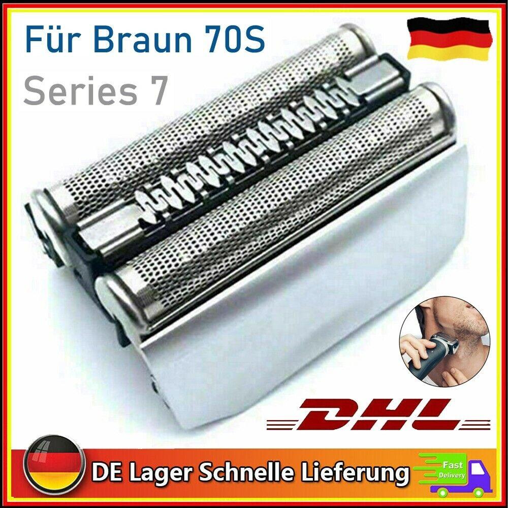 Rasierkopf Scherkopf Ersatz Rasierer Kassette Für Braun 70S Serie 7 795CC 730 DE