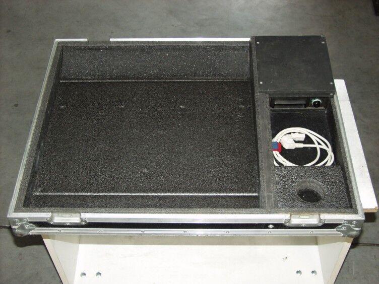 >SCHNÄPPCHEN< Case für Lichtmischpult Mischpult Zero 88 Lightmaster MA Licon TOP