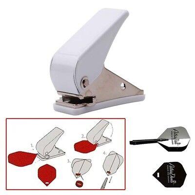 Professional Dart Flight Hole puncher Punch Shaft Metal Ring Accessories FM