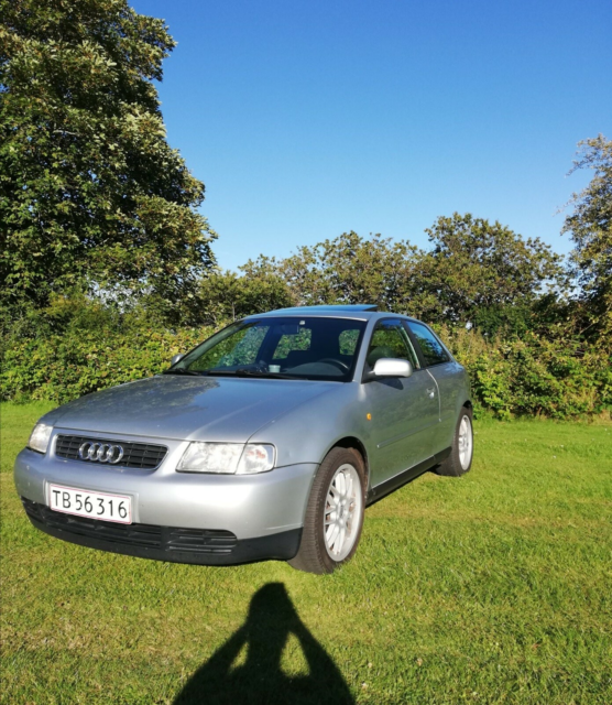 Audi A3, 1,8 T Attraction, Benzin, 1998, km 280000,…
