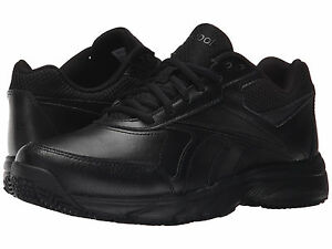 Men Reebok Work N Cushion 2.0 V70621 Black Black 100% Original Brand ... a6d358755