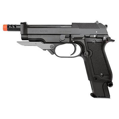 KWA M93RII NS2 Gas Blowback GBB Airsoft Pistol Hand Gun Semi Auto/ 3 Round Burst