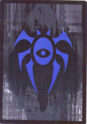 x1 Dimir Guild Token English -BFG- MTG Magic Return to Ravnica Near Mint 1x