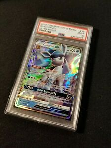 Mint Ultra Rare Pokemon Card Glaceon GX 39//156 Ultra Prism