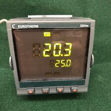 Eurotherm 2204enfvhrhrhrhrhxx Pid Temperature Controller New Condition