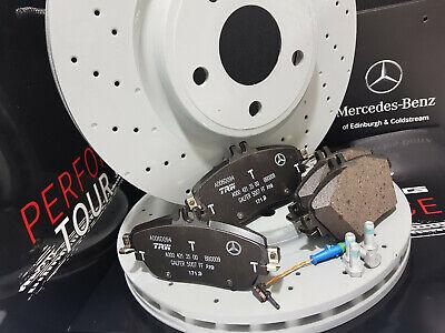 EBC YellowStuff Rear Brake Pads Mercedes A-Class W176 A250 2.0 Turbo AMG Sport