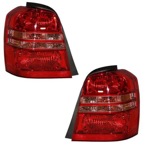 For 01-03 Highlander Taillight Taillamp Brake Light Lamp Left /& Right Set PAIR