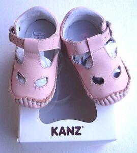 KANZ Baby-Schuhe rosa Gr. 20 / 21 UVP 29,95 EUR Knallerpreis Nr. 5
