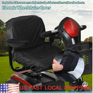 Strong-nylon-waterproof-Seat-Cover-for-Electric-Wheelchairs-Mobility-Scooter