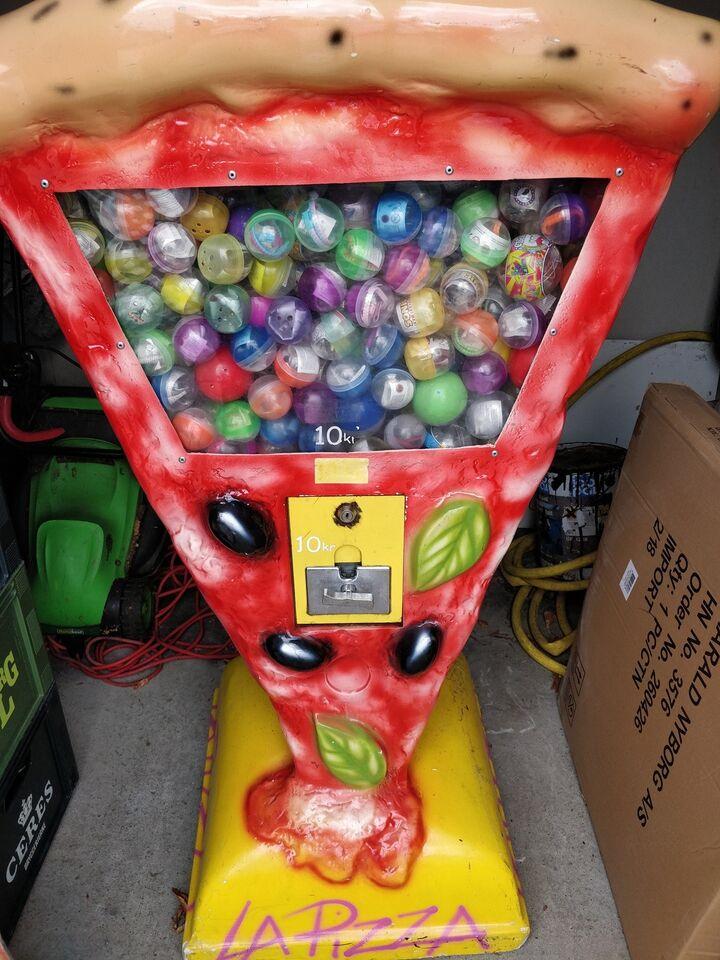 spilleautomat, Perfekt