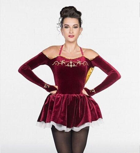 1st Position Embroidered Irish Dress