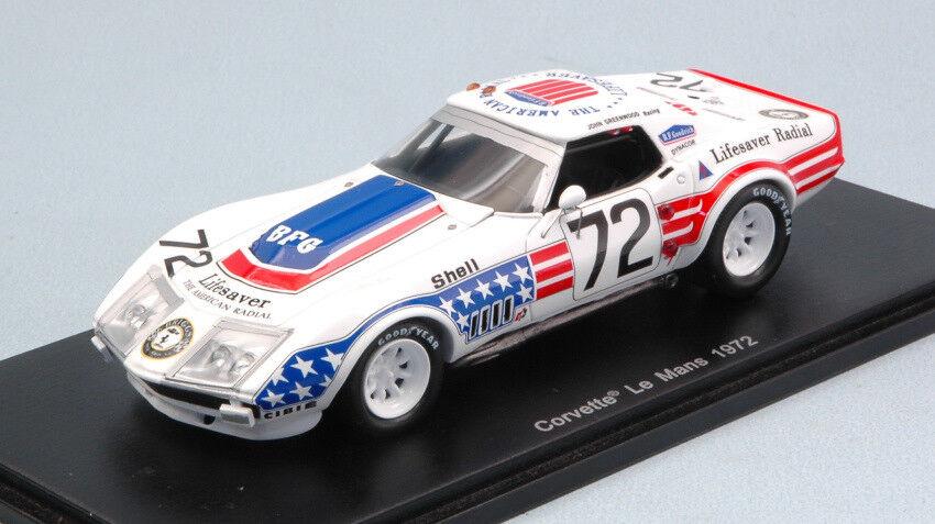 Chevrolet corvette   72 ausfall - 1972 j. grünwald   a. cudini   b. darniche 1 43