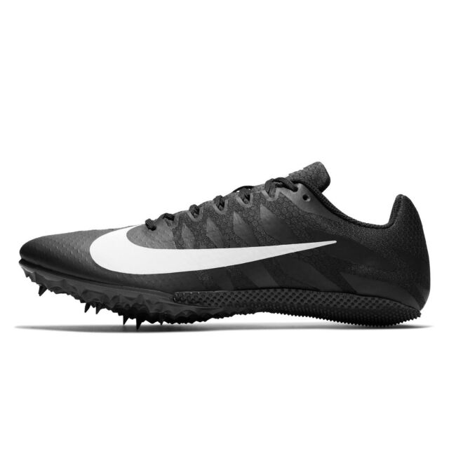 9793608565c31 Nike Zoom Rival S 9 Sprint Track Shoes Spikes 907564 001 US Size Men ...