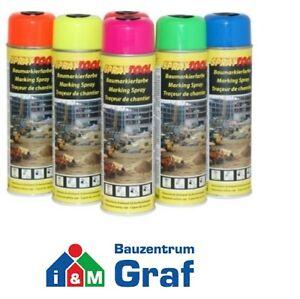 DUPLI-COLOR Markierungsspray Baumarkierfarbe 500ml / verschiedene Farben / #871