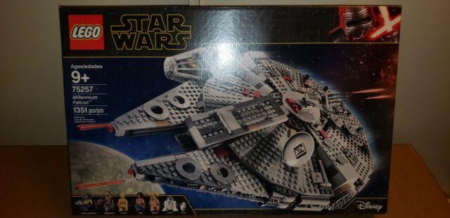 Brand New Sealed LEGO Star Wars Millennium Falcon 75257