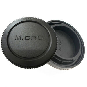 Rear-Lens-Cover-Camera-body-Cap-fit-for-Panasonic-Lumix-DMC-GF1-Micro-4-3-M4-3