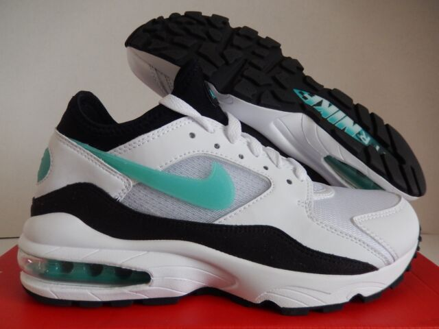 low priced 0e490 0c7a9 2018 Nike Air Max 93 OG Dusty Cactus 307167-100 Size 8.5 Athletic Shoes DS
