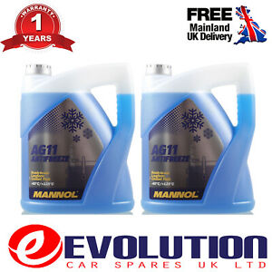 2-X-5-L-MANNOL-ANTIFREEZE-COOLANT-AG11-BLUE-READY-TO-USE-MIXED-40-C