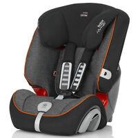 Car Seat Group 1/2/3 (9-36 Kg) Evolva 123 Plus Black Marble Britax