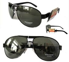 3e118f1fb3b DOCKERS S04783ldp008 KHL Mens Sunglasses Black gray Polarized Lenses ...